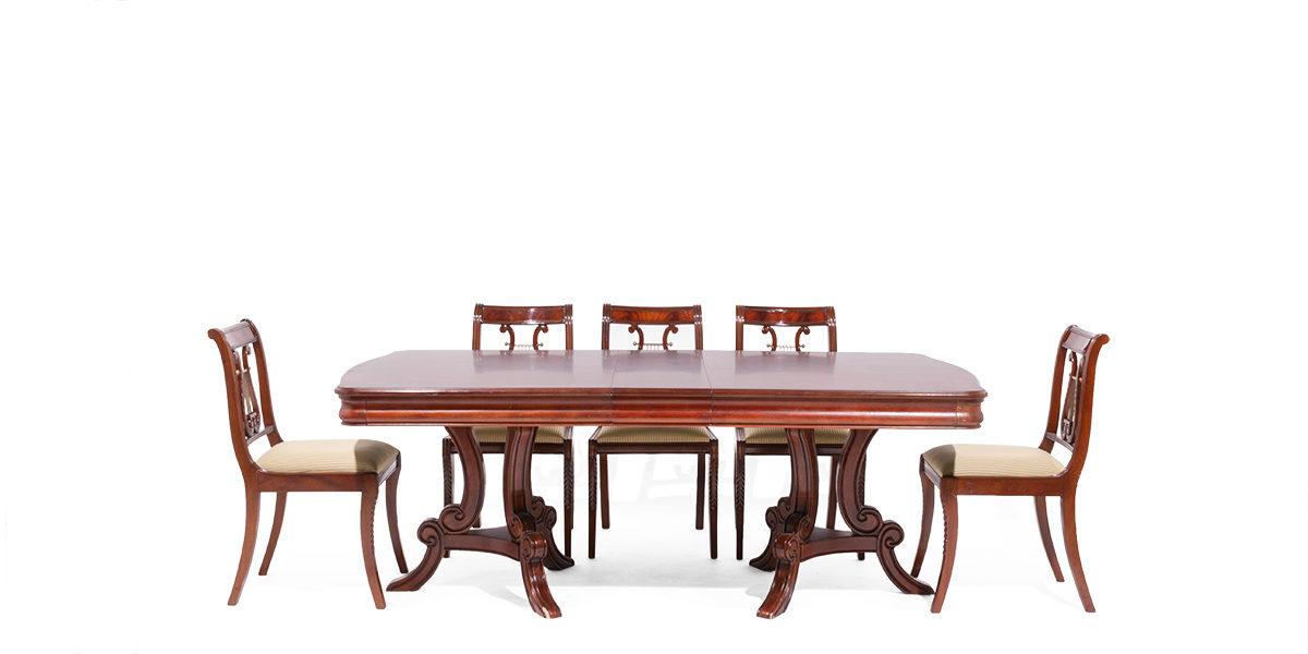 Mahogany Dining Chair CHR014081