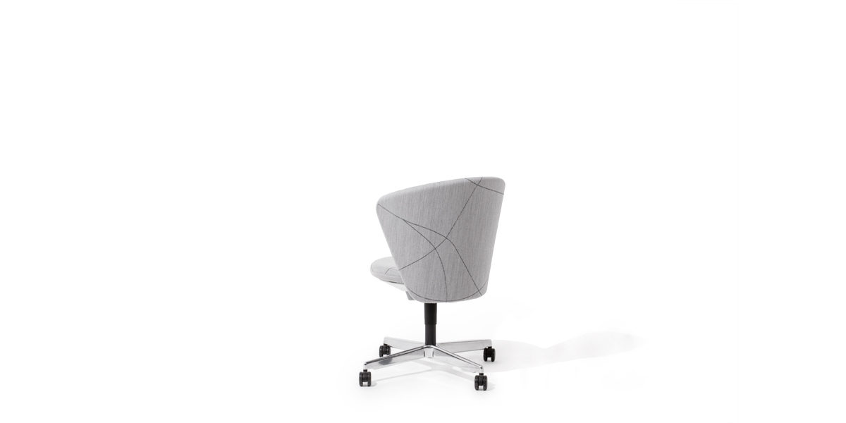 Grey Office Task Chair CHR014134