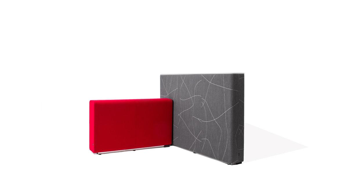 Multicolored Fabric Panel PAN014137