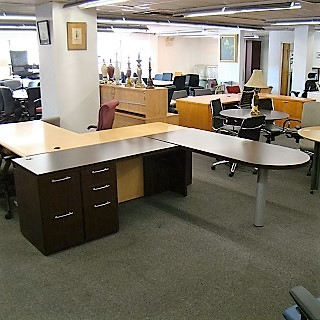 National WaveWorks Bullet Desk (qty:1) DESK107