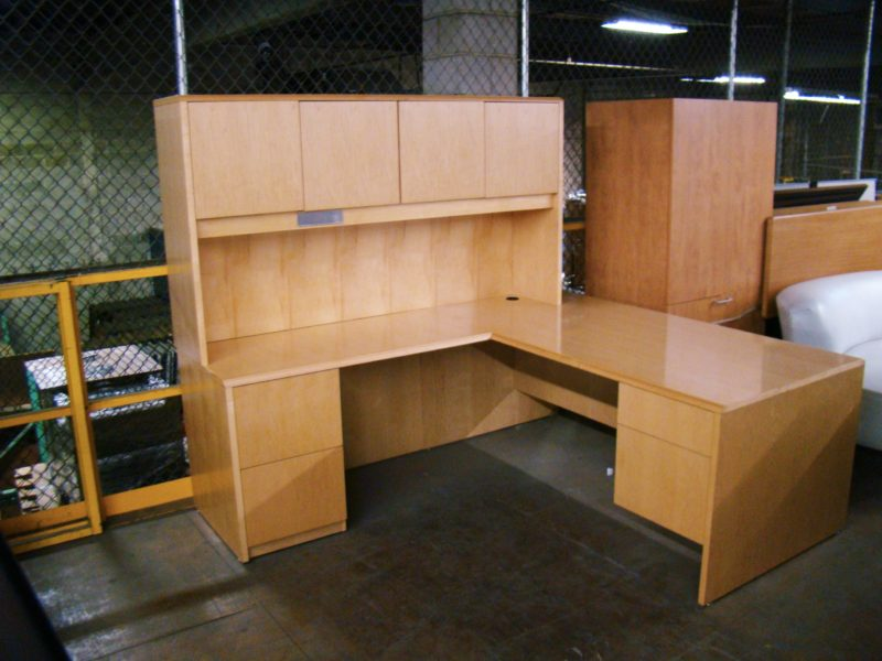Carmel Executive Desk (qty:1) DESK109