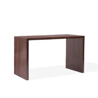 "60""w x 30""d Walnut Laminate Table Desk DSK013949"