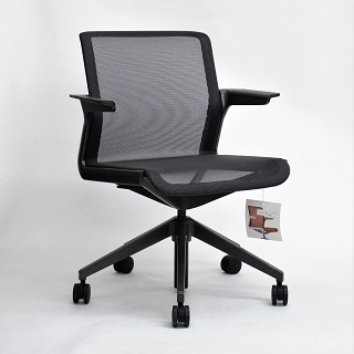clarity task chair by allsteel qty4 task158 - Task Chairs