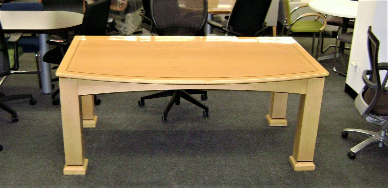 Maple Table Desk by Office Star (qty:1) DESK110
