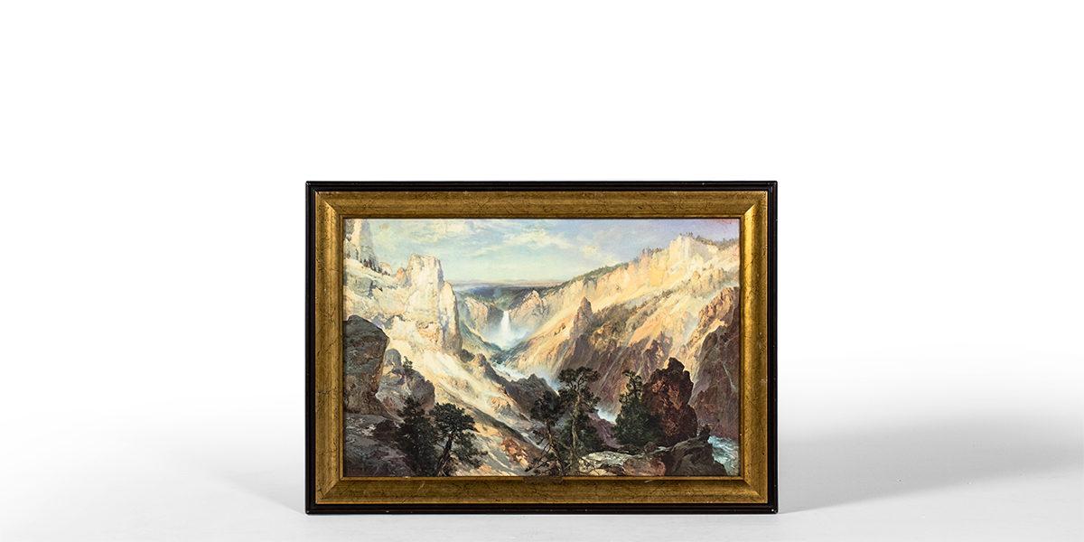 "35""w x 25""h Landscape Art ART001948"