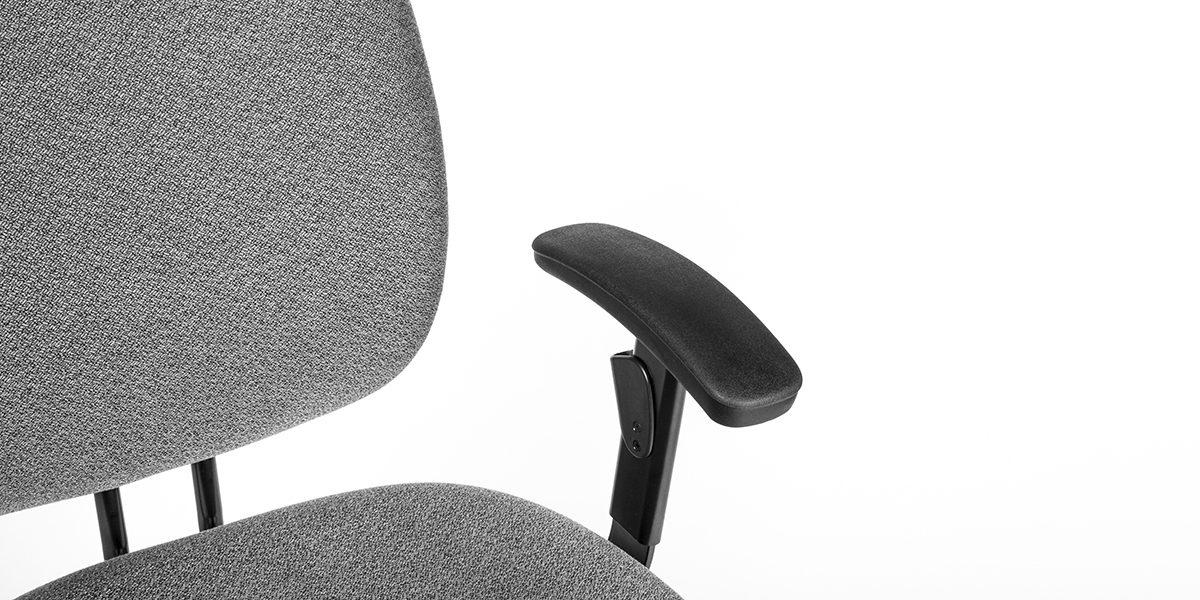Grey Drafting Stool CHR013693