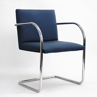 Knoll Brno Style Guest Chair (qty:4) GUEST183