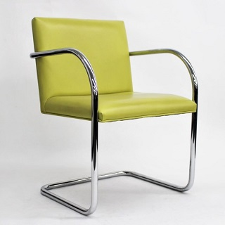 Knoll Brno Style Guest Chair (qty:4) GUEST184