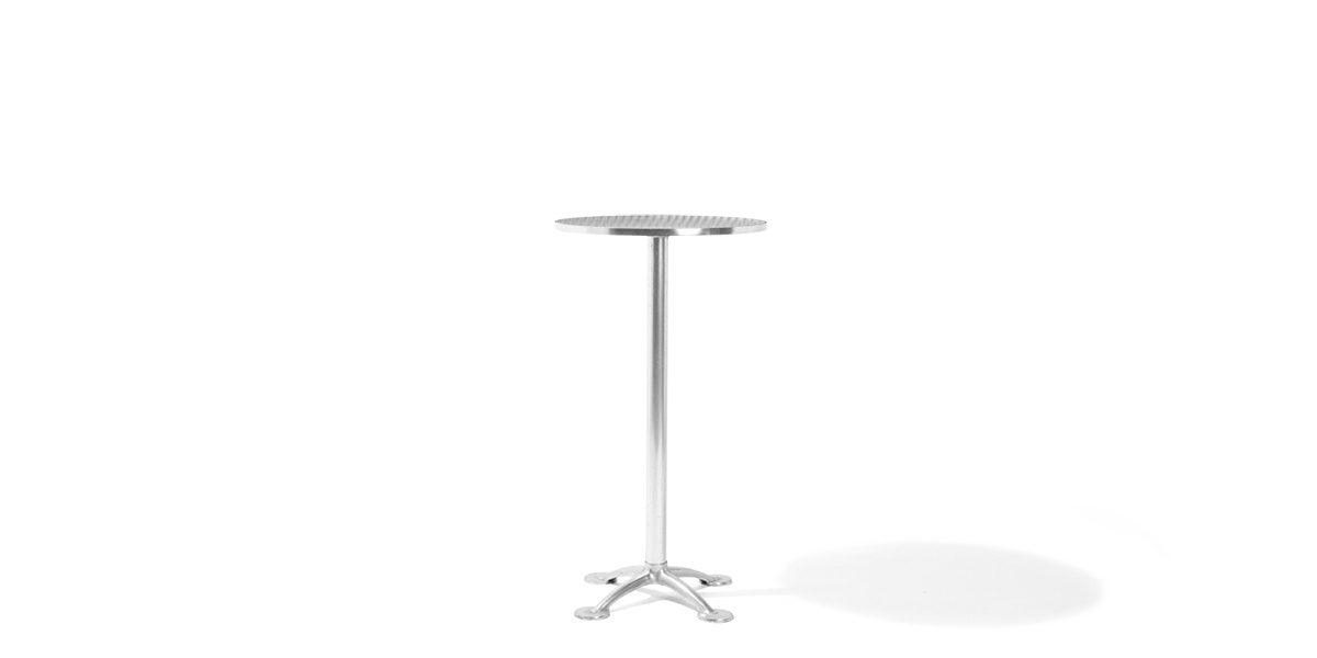 """23.5""""dia Aluminum Table TBR011756"""