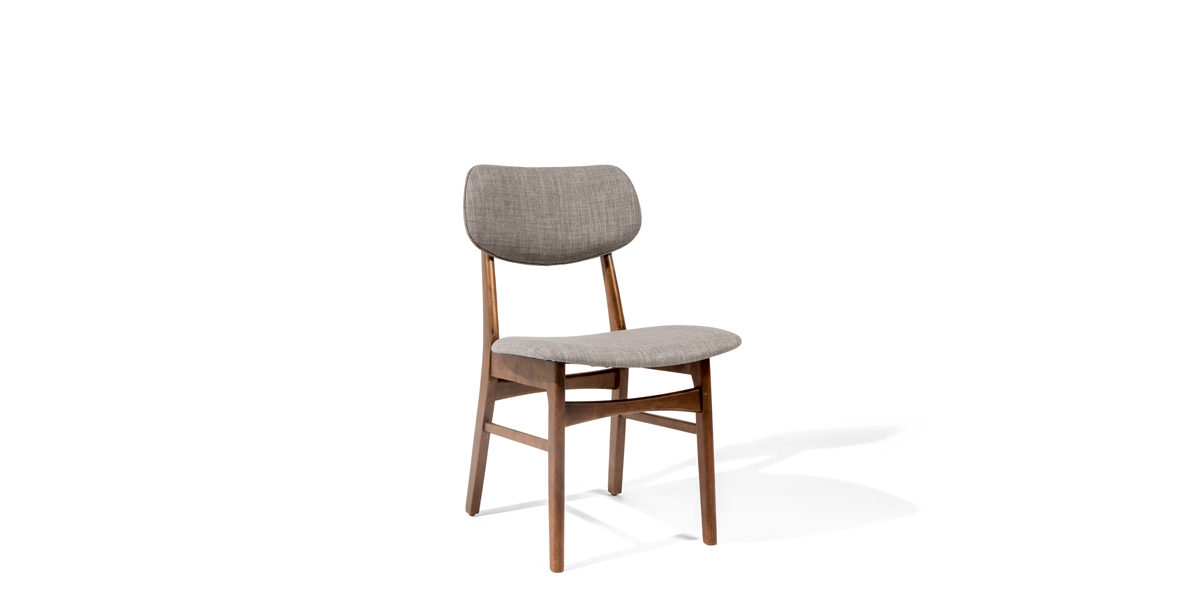 Walnut Side Chair CHR014213