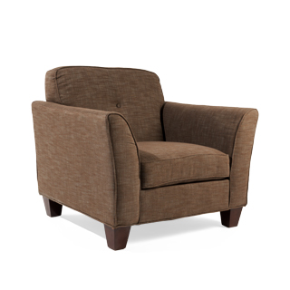 Brown Club Chair CHR012855