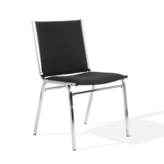 Black Stack Chair CHR013750