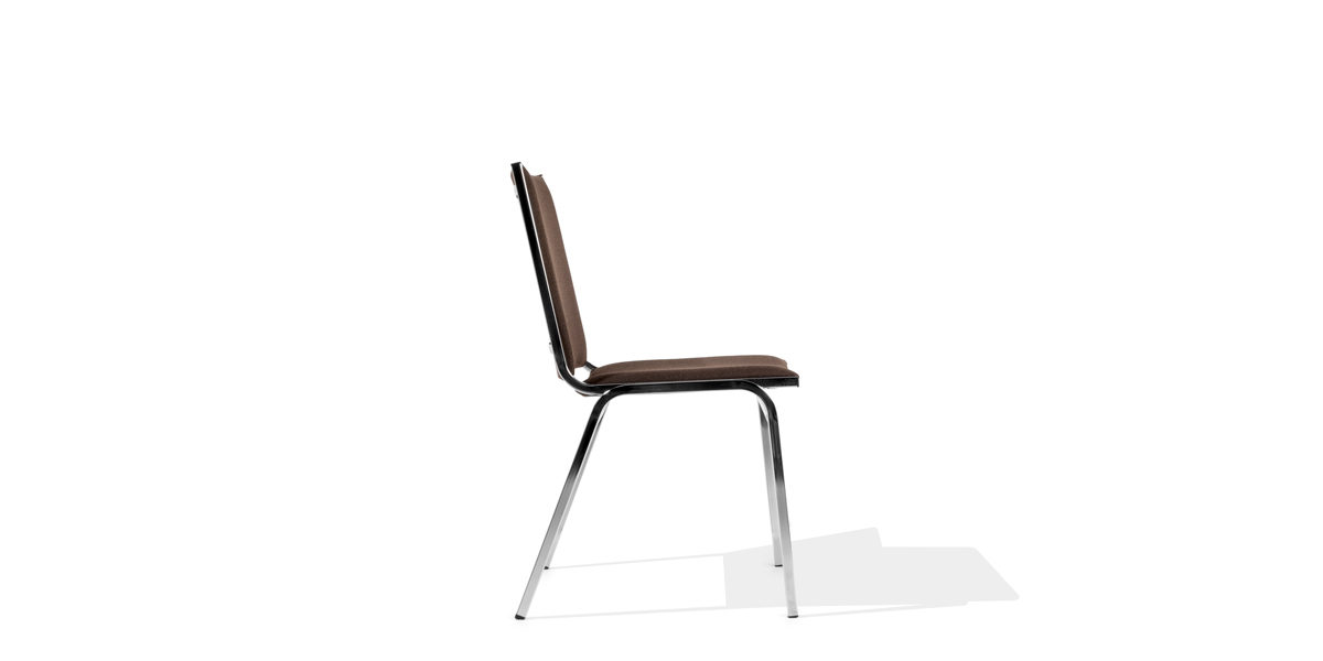 Brown Stack Chair CHR013751