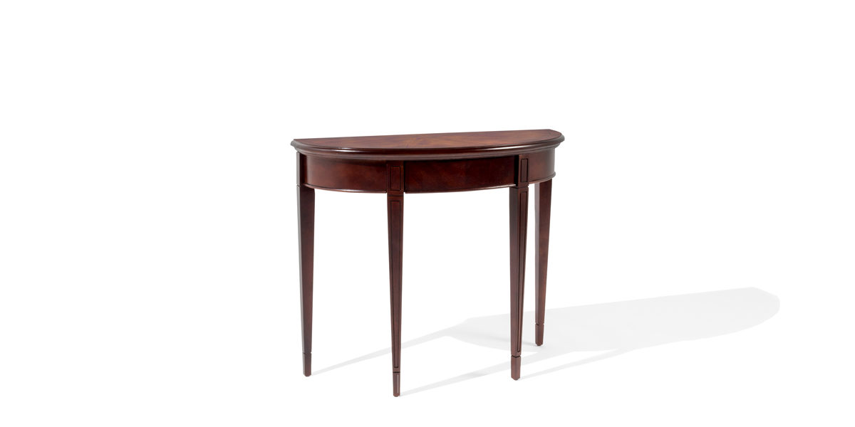 "36""w x 14""d Cherry Accent Table TBL014176"