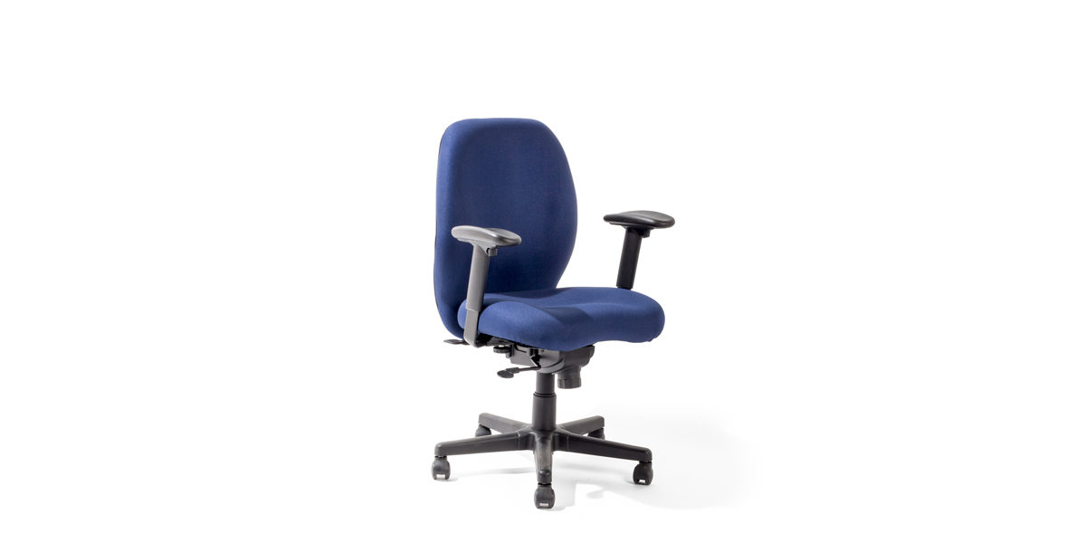 Navy Blue Task Chair CHR014231