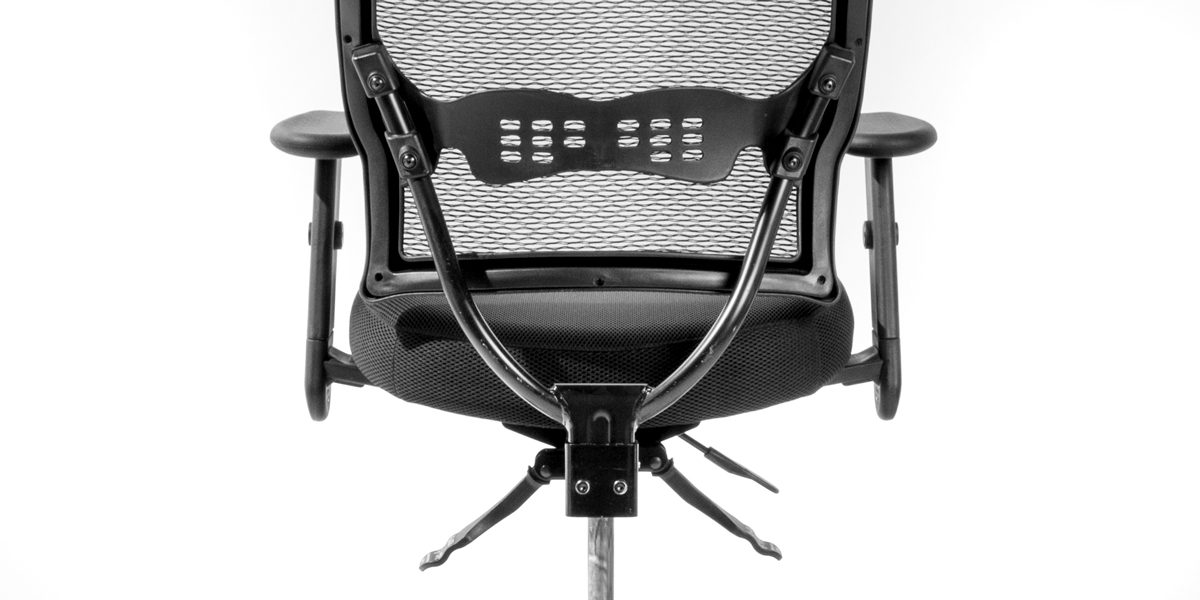 Black Mesh Drafting Chair CHR013041