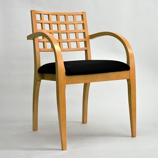 Maple Guest Chair (qty:6) GUEST181