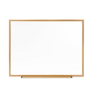 "36""w x 48""h Aluminum Dry-Erase Board MIS014219"