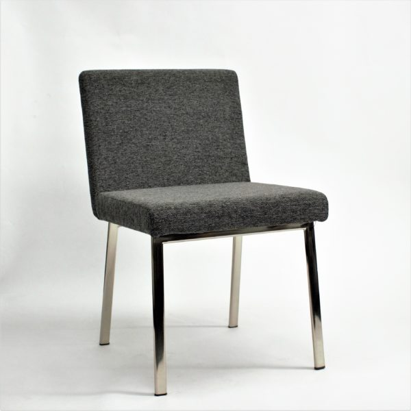 Grey Side Chair (qty:2) SIDE109