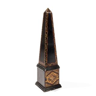 Wooden Obelisk ACC000751