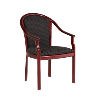 Mahogany Guest Chair CHR003534