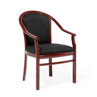 Mahogany Guest Chair CHR006989