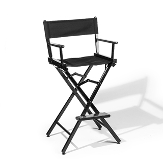 Black Wood Director's Chair CHR011550