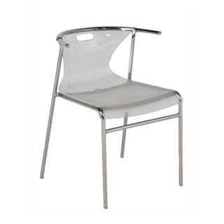 Plexi Stacking Chair CHR012582