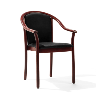Mahogany Guest Chair CHR001773