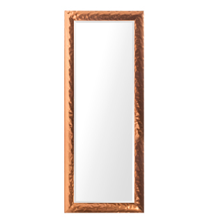 "32""w x 80""h Copper Leaner Mirror MIR014268"