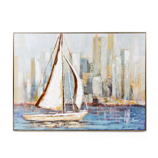 "48""w x 36""h Nautical Art ART014317"