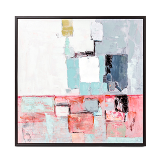 "40""w x 40""h Abstract Art ART014330"