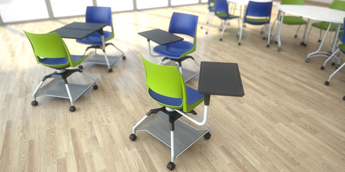 Learn2 Tablet Chair