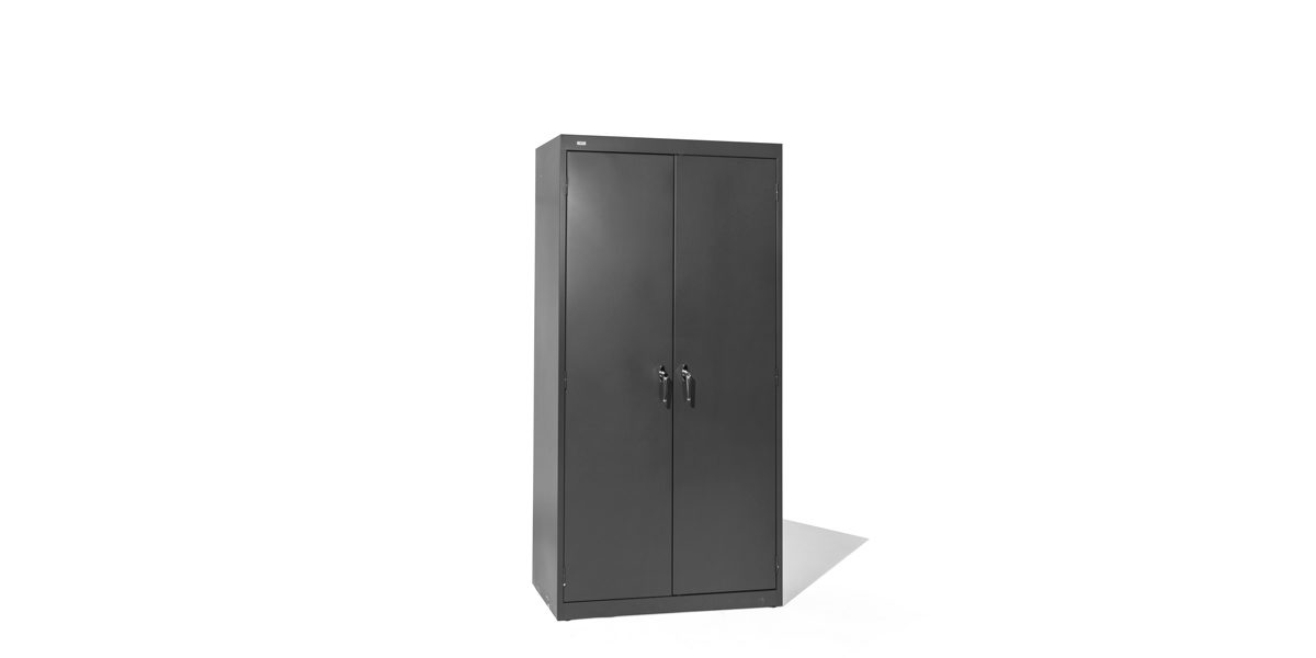 "36""w x 18""d Charcoal Storage Cabinet CAB007141"