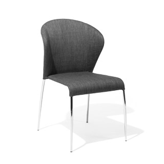 Graphite Side Chair CHR014366