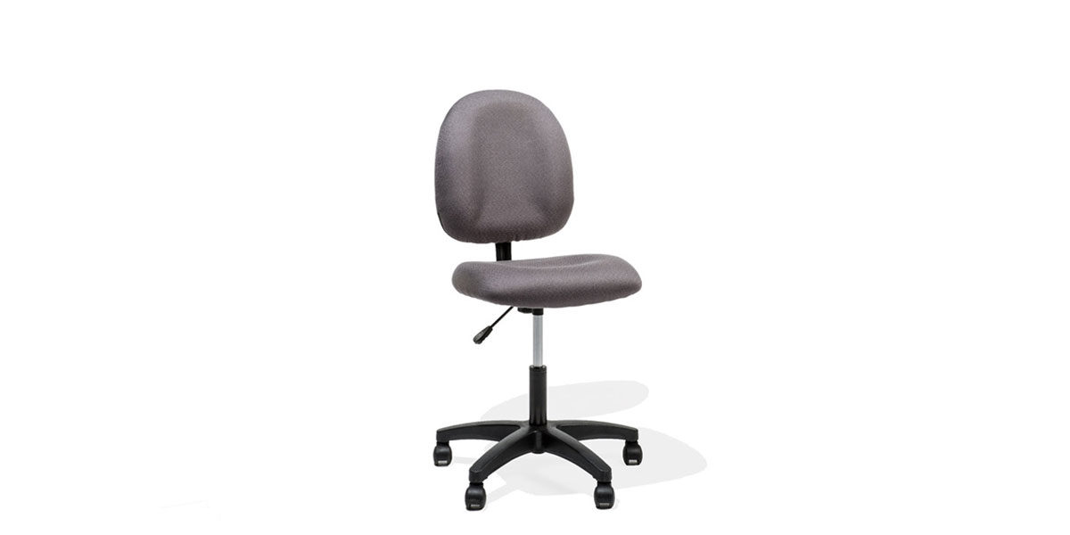 Grey Fabric Task Chair CHR014276