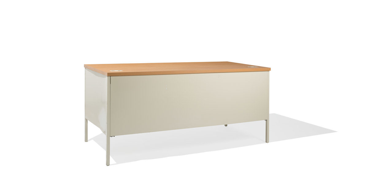 "66""w x 30""d Putty Desk DSK014259"
