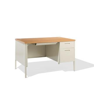 "48""w x 30""d Putty Desk DSK014262"