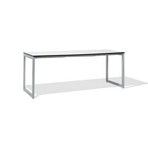 """72""""w x 24""""d White Table Desk DSK014378"""