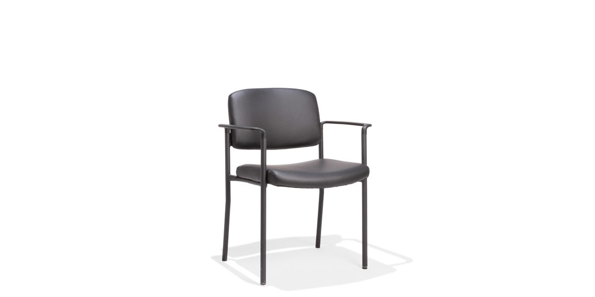 Black Stacking Chair CHR014395