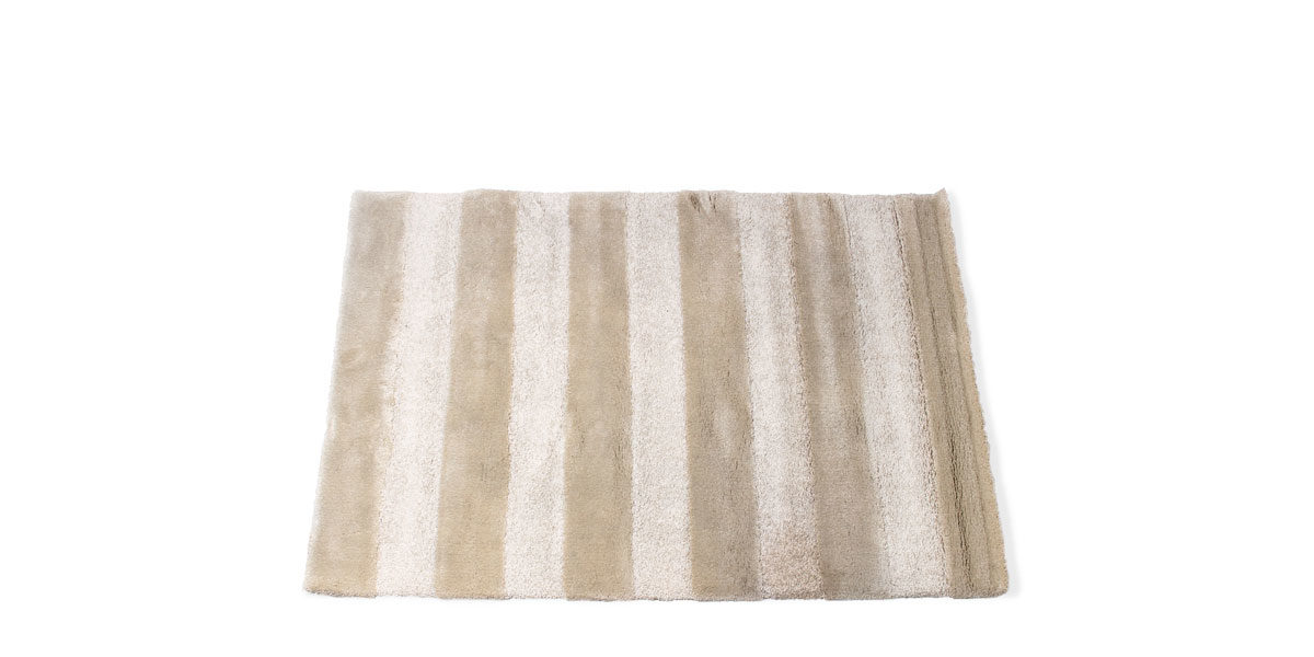 5' X 8' Area Rug In Ivory MIS014492