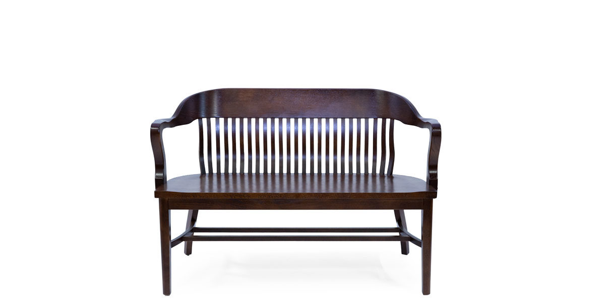 49″W Boston Bench BEN014533