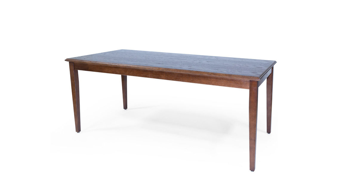 "36"" X 72"" Lincoln Wood Courtroom Table TBL014536"