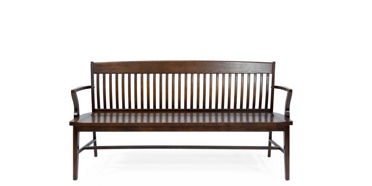 "72""W Americana Wide Bench BEN014531"