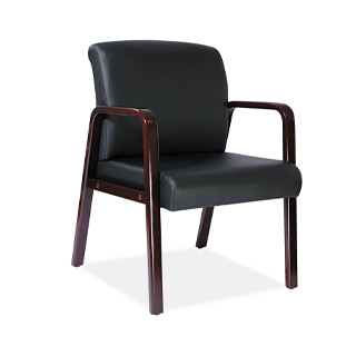 Black Executive Arm Chair CHR014571