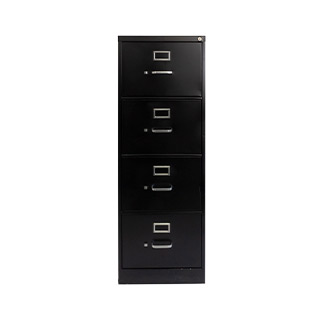Black File 4 Drawers Legal FIL014390