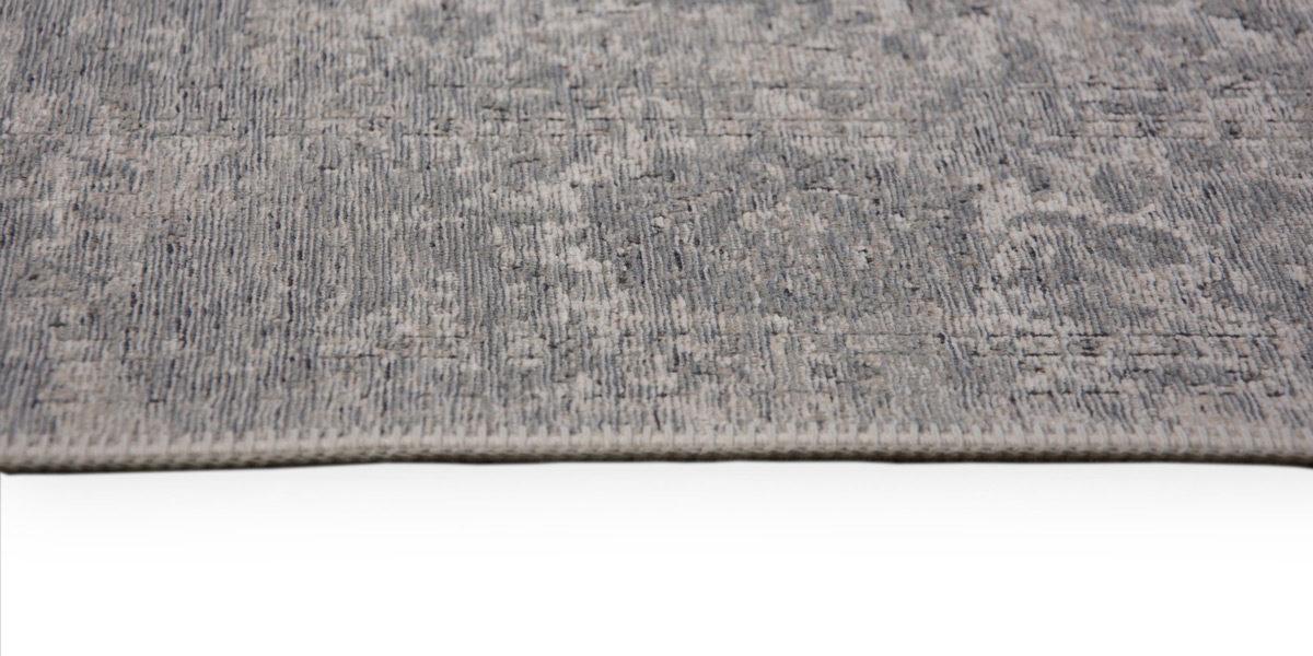 5' X 7' Slate Grey Rug MIS014631