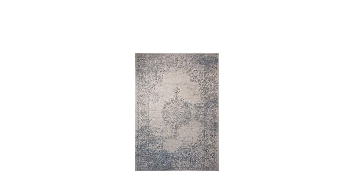 5' X 7' Woven Steel Blue Rug MIS014639