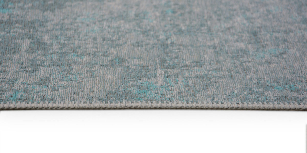 5' X 7' Mint Green Rug MIS014641