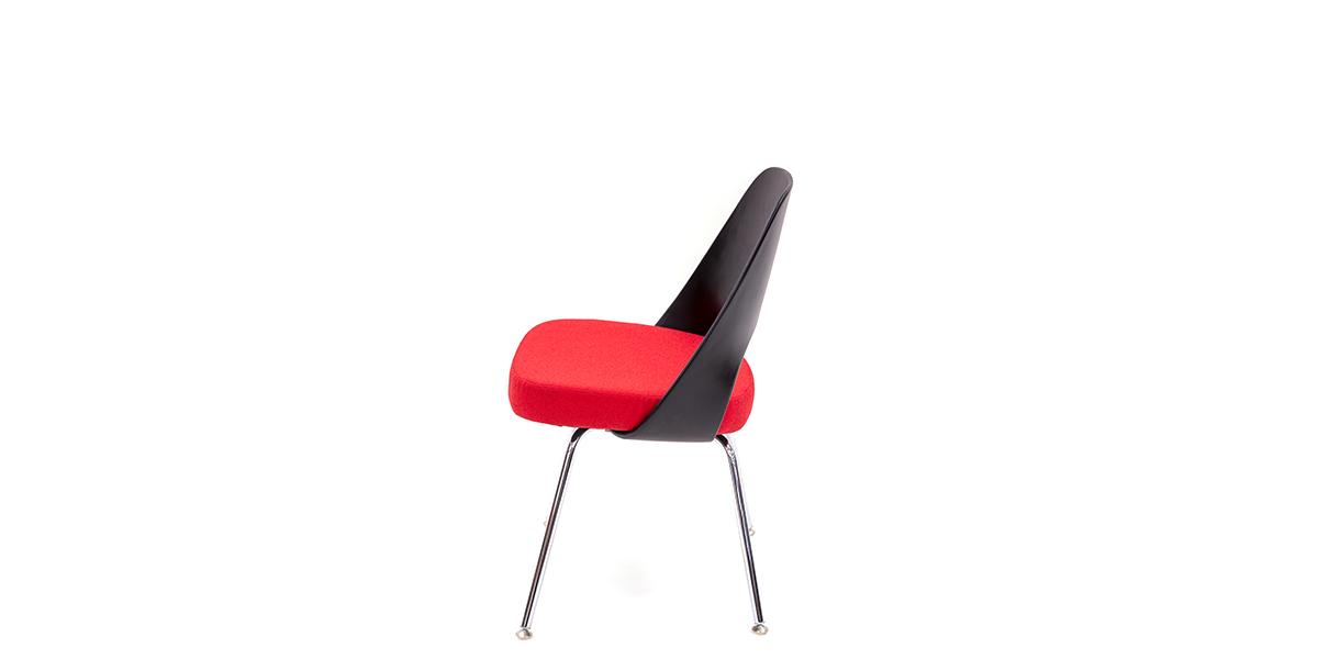 Saarinen Side Chair Red CHR014772